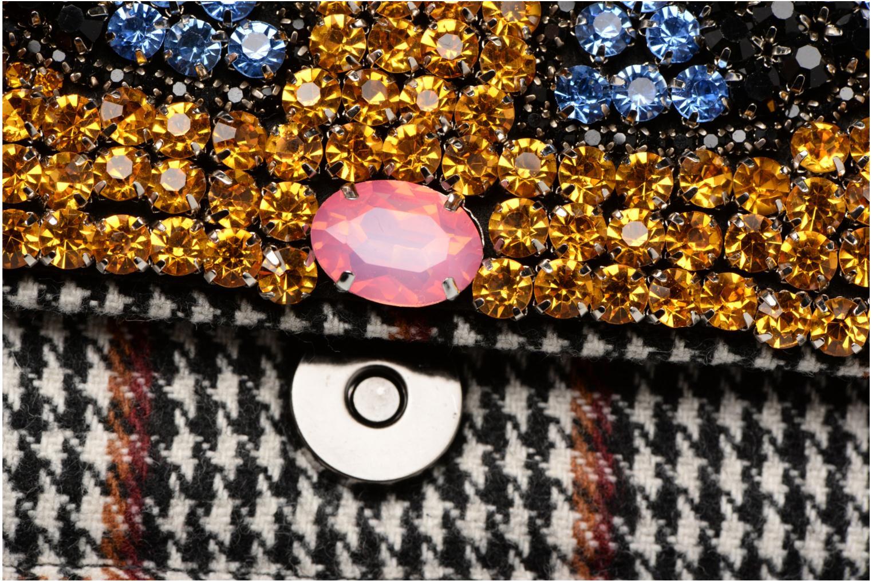 Handtaschen Essentiel Antwerp Raury small shoulderbag grau ansicht von links