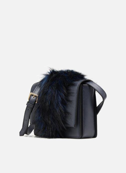 Bolsos de mano Essentiel Antwerp Rioca small shoulderbag Azul vista del modelo