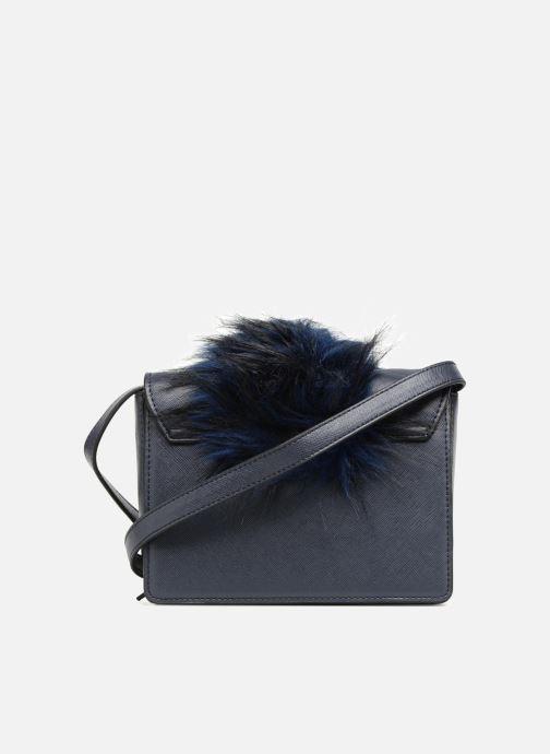 Bolsos de mano Essentiel Antwerp Rioca small shoulderbag Azul vista de frente