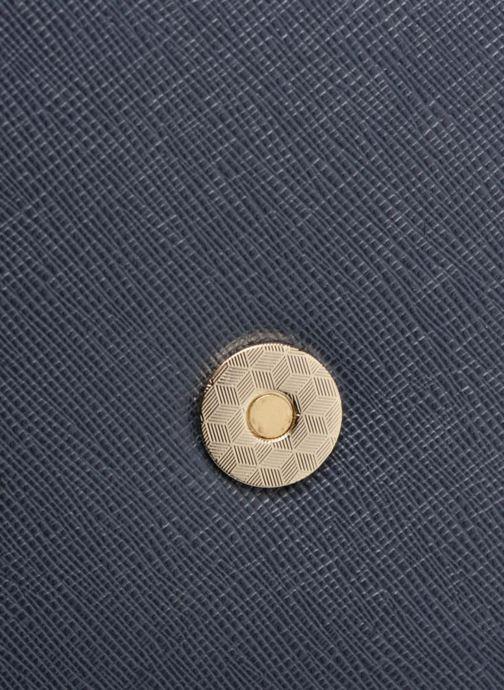 Bolsos de mano Essentiel Antwerp Rioca small shoulderbag Azul vista lateral izquierda