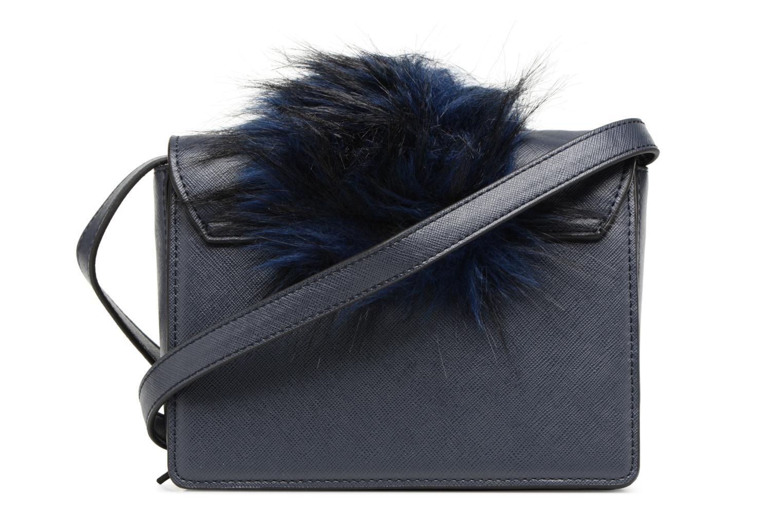 Handtaschen Essentiel Antwerp Rioca small shoulderbag blau ansicht von vorne
