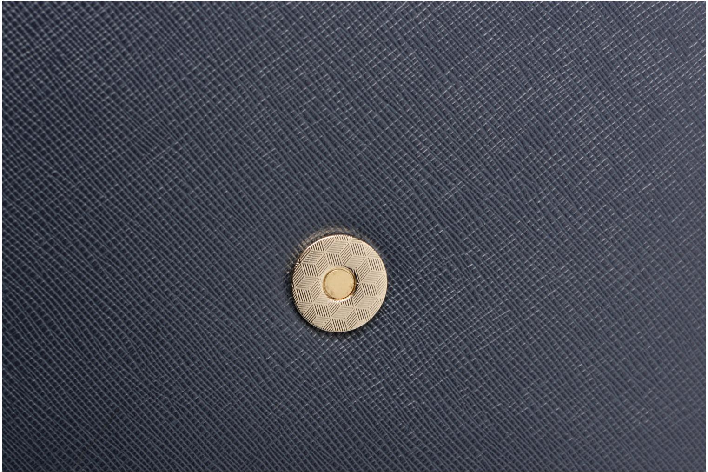 Handtaschen Essentiel Antwerp Rioca small shoulderbag blau ansicht von links