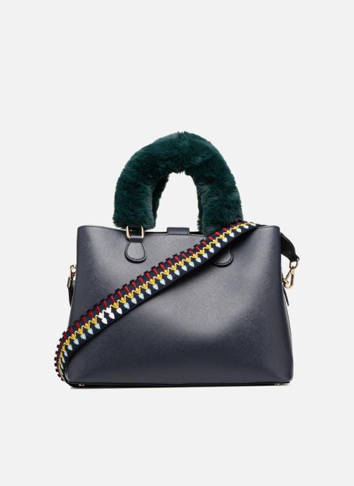 Handtaschen Essentiel Antwerp Rives medium shopper blau ansicht von vorne