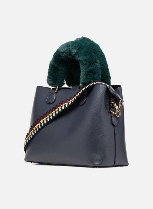 Handtaschen Essentiel Antwerp Rives medium shopper blau ansicht von rechts