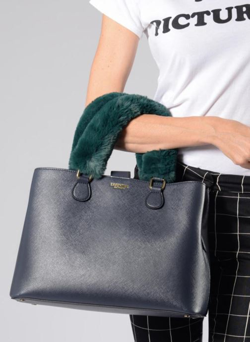 Handtaschen Essentiel Antwerp Rives medium shopper blau ansicht von oben