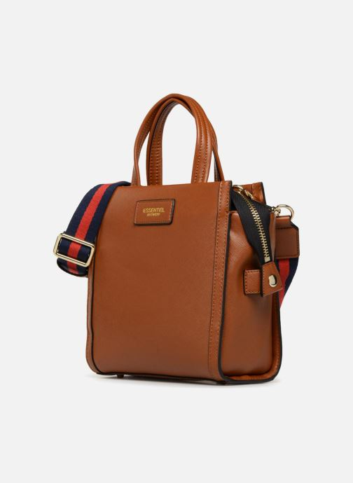 Handtassen Essentiel Antwerp Rovely handbag Bruin model