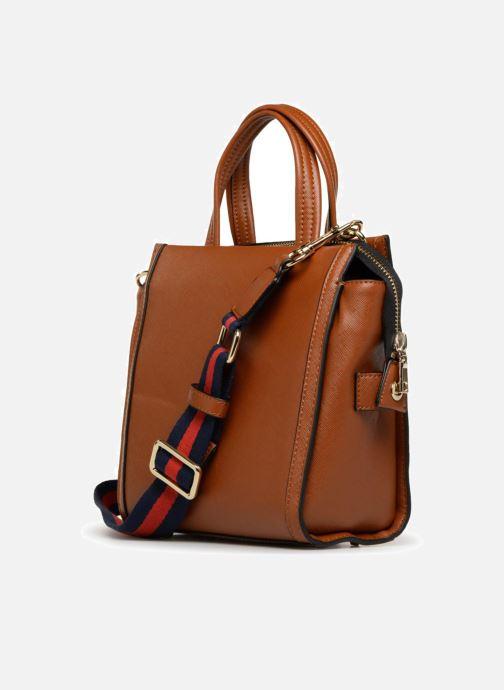 Sacs à main Essentiel Antwerp Rovely handbag Marron vue droite