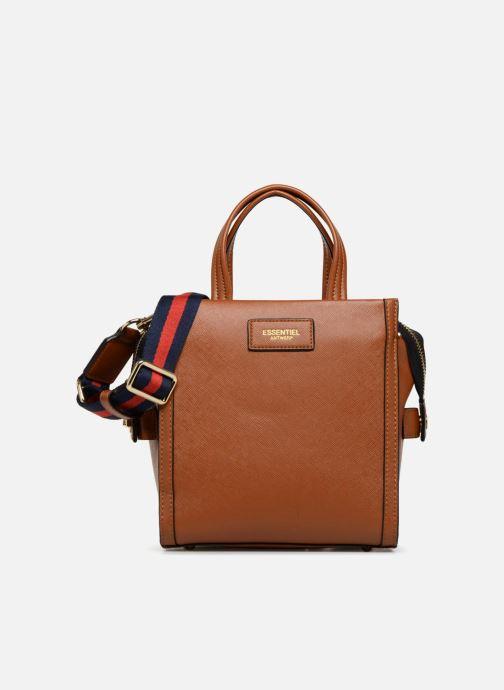 Sacs à main Essentiel Antwerp Rovely handbag Marron vue détail/paire