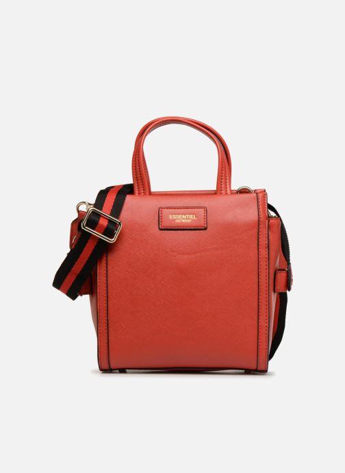 Bolsos de mano Essentiel Antwerp Rovely handbag Rojo vista de detalle / par