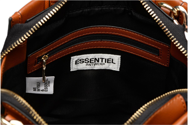 Sacs à main Essentiel Antwerp Rovely handbag Marron vue derrière