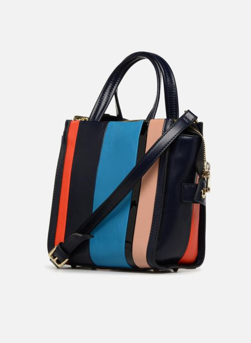 Handtassen Essentiel Antwerp Rembrandt mini shopper Multicolor rechts