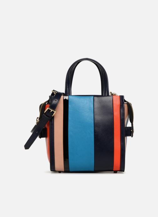 Handtassen Essentiel Antwerp Rembrandt mini shopper Multicolor detail