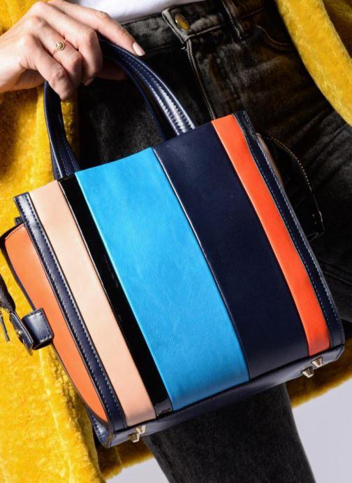 Sacs à main Essentiel Antwerp Rembrandt mini shopper Multicolore vue bas / vue portée sac