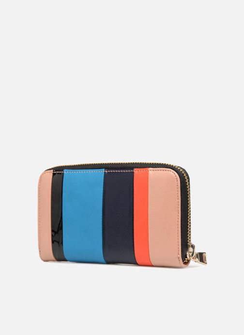 Kleine lederwaren Essentiel Antwerp Rothko wallet Multicolor rechts