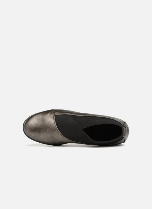 Mocassins The Flexx Alesy Gris vue gauche