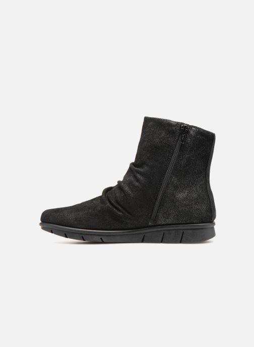 Bottines et boots The Flexx Villeneve Noir vue face