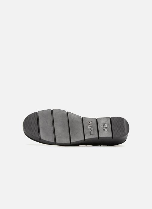 Mocassins The Flexx Run For Studs Noir vue haut