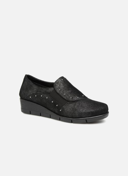 Mocassins The Flexx Run For Studs Noir vue détail/paire
