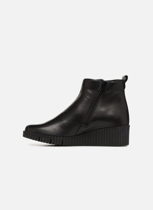Bottines et boots The Flexx Cate Mos Noir vue face