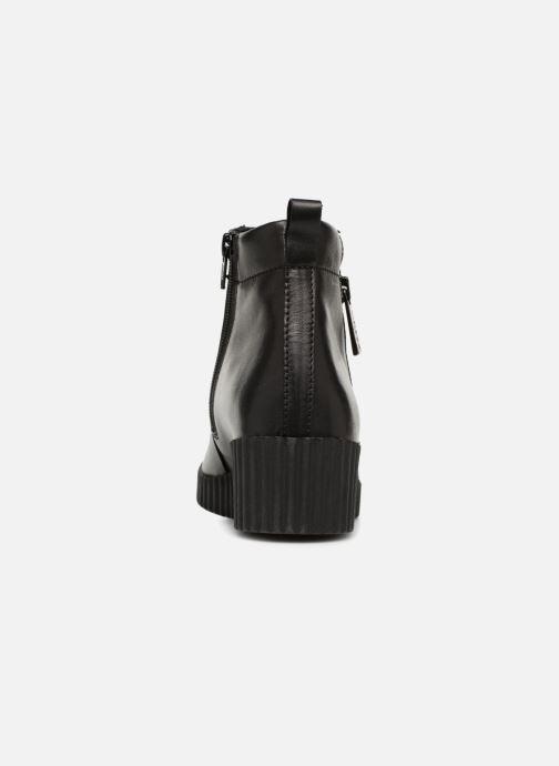 Bottines et boots The Flexx Cate Mos Noir vue droite