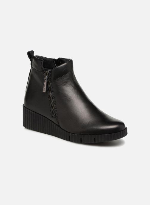 Bottines et boots The Flexx Cate Mos Noir vue détail/paire