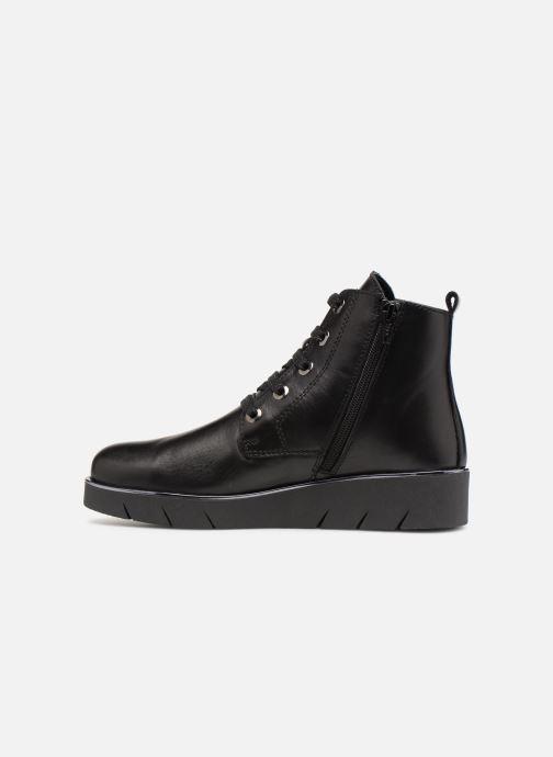 Boots en enkellaarsjes The Flexx Rudy Zwart voorkant