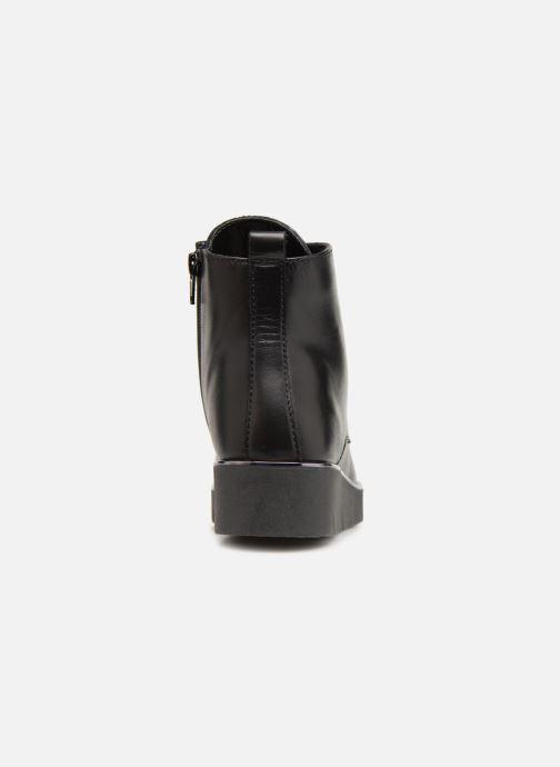 Bottines et boots The Flexx Rudy Noir vue droite