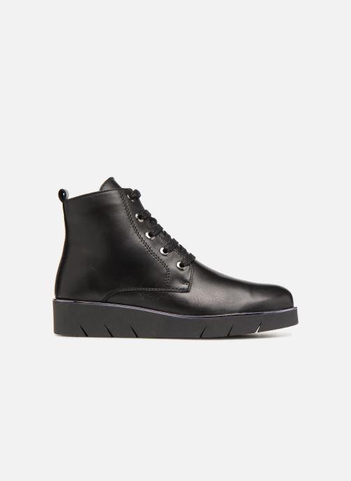 Boots en enkellaarsjes The Flexx Rudy Zwart achterkant