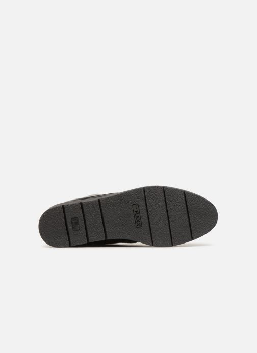 Boots en enkellaarsjes The Flexx Rudy Zwart boven