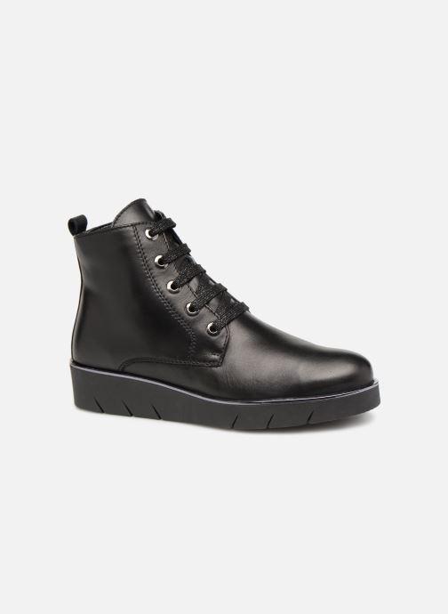 Boots en enkellaarsjes The Flexx Rudy Zwart detail