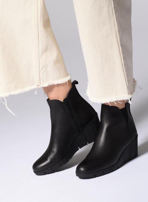 Bottines et boots The Flexx Space Balls Noir vue bas / vue portée sac