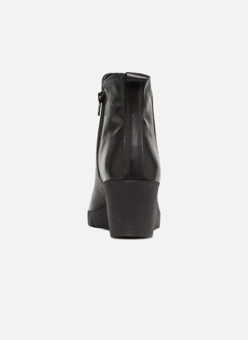 Bottines et boots The Flexx Space Balls Noir vue droite