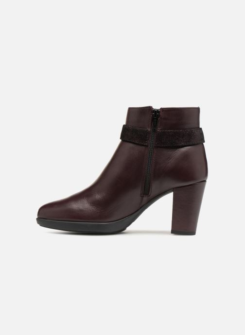 Bottines et boots The Flexx Olimpia Violet vue face