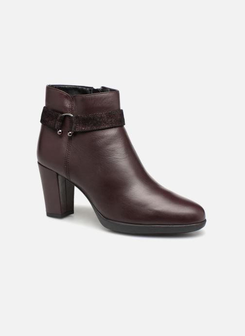 Bottines et boots The Flexx Olimpia Violet vue détail/paire