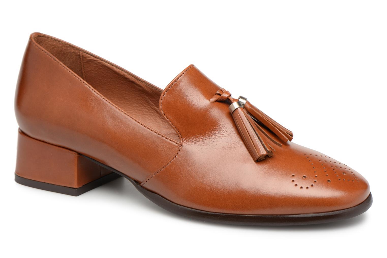 Nuevo zapatos Mocasines Georgia Rose Taquine (Marrón) - Mocasines zapatos en Más cómodo ebea9b