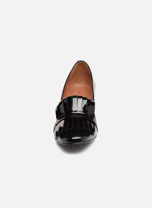 Zapatos de tacón Georgia Rose Tactil Negro vista del modelo