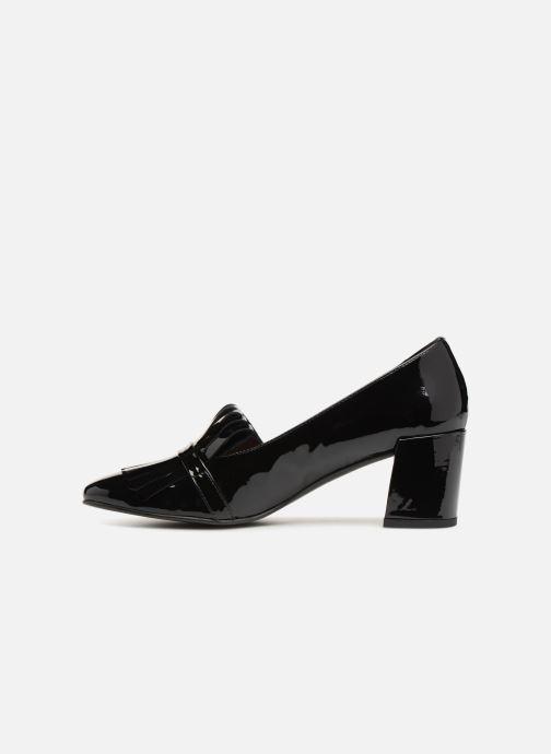 Zapatos de tacón Georgia Rose Tactil Negro vista de frente