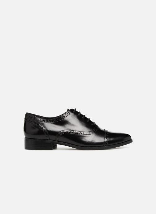 Chaussures à lacets Georgia Rose Taperfo Noir vue derrière