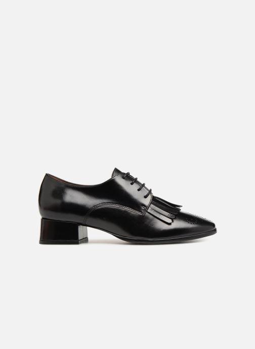 Chaussures à lacets Georgia Rose Tafango Noir vue derrière