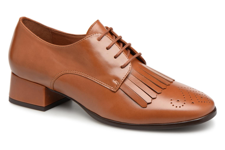 Moda barata y hermosa  Georgia Rose con Tafango (Marrón) - Zapatos con Rose cordones en Más cómodo d528c3