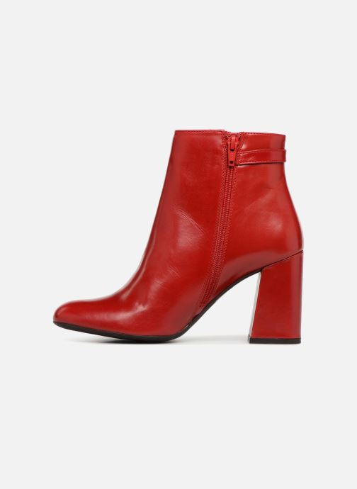 Stiefeletten & Boots Georgia Rose Taroja rot ansicht von vorne