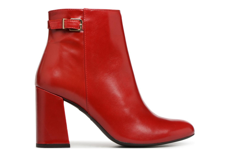 Stiefeletten & Boots Georgia Rose Taroja rot ansicht von hinten