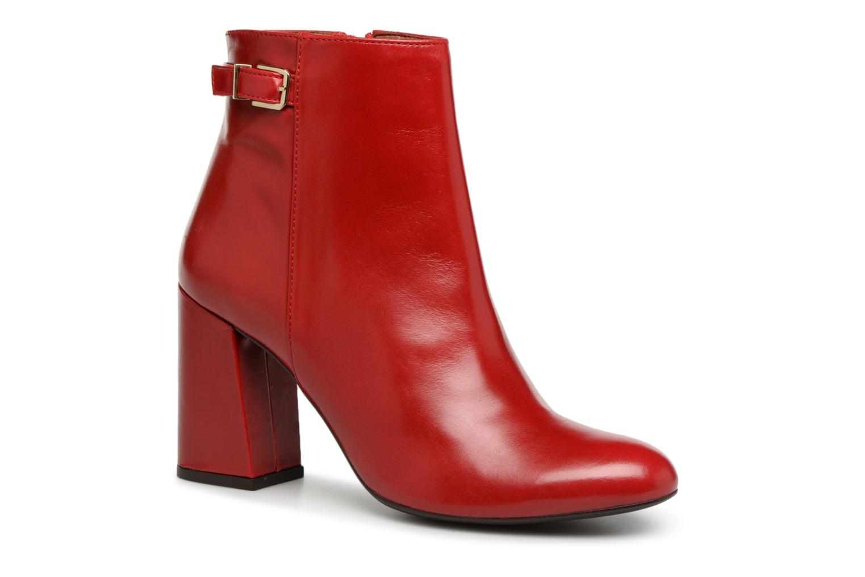 Stiefeletten & Boots Georgia Rose Taroja rot detaillierte ansicht/modell