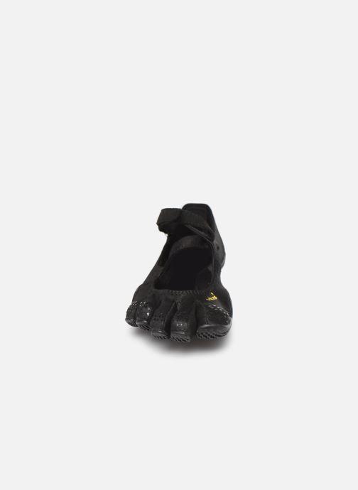 Chaussures de sport Vibram FiveFingers V-Soul Noir vue portées chaussures