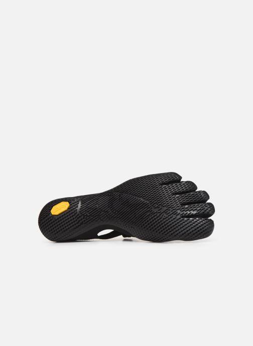 Chaussures de sport Vibram FiveFingers V-Soul Noir vue haut