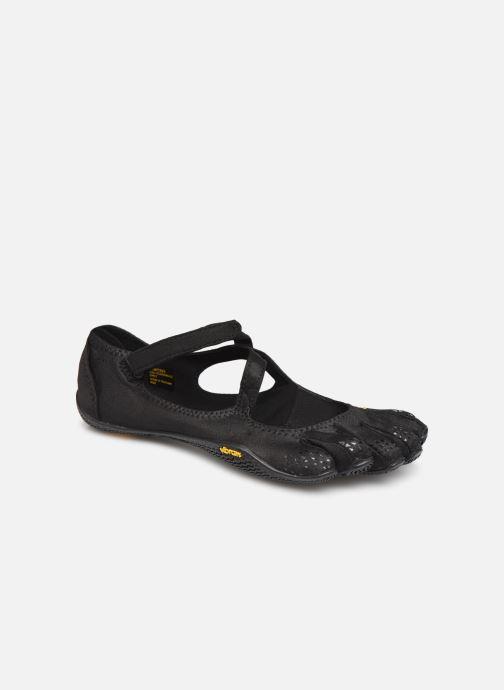 Chaussures de sport Vibram FiveFingers V-Soul Noir vue détail/paire