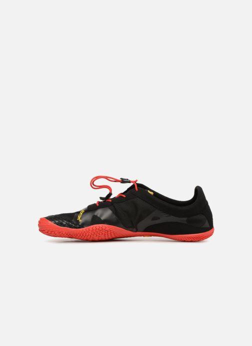 Sportschoenen Vibram FiveFingers V-Run W Zwart voorkant