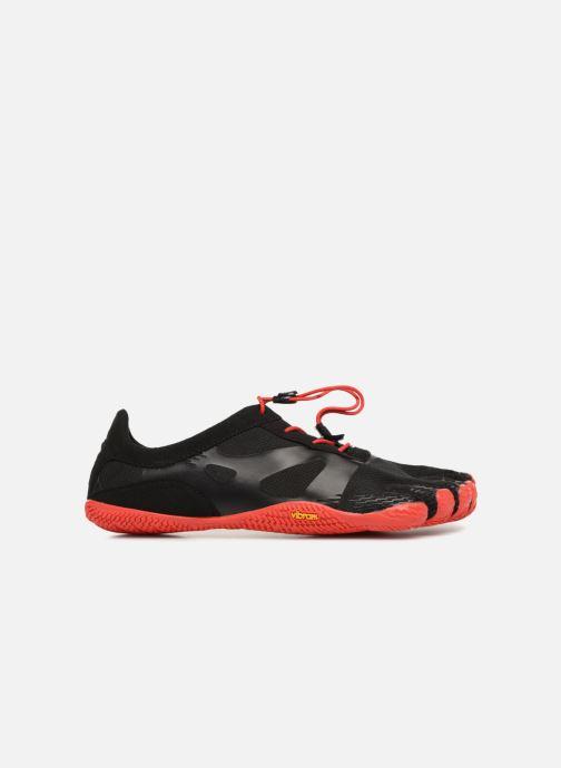 Sportschoenen Vibram FiveFingers V-Run W Zwart achterkant