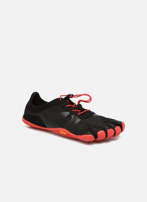 Sportschoenen Vibram FiveFingers V-Run W Zwart detail