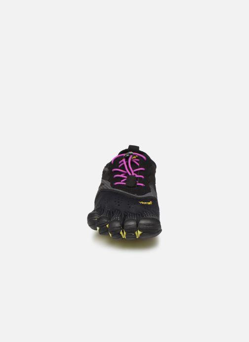 Chaussures de sport Vibram FiveFingers V-Run W Noir vue portées chaussures